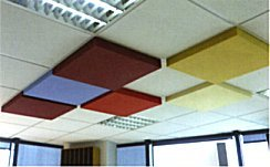 ProSonic Fractus3D Acoustic Ceiling Tiles