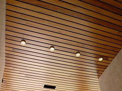 timber acoustic slat systems