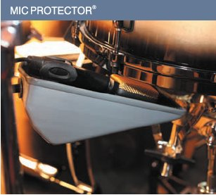 microphone protector