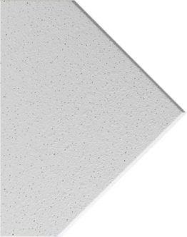 Tilesorption dBtile acoustic ceiling tiles for lay in ceiling grids offices